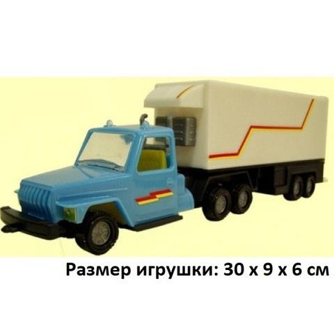 Автофургон Урал (Форма) С-11-Ф