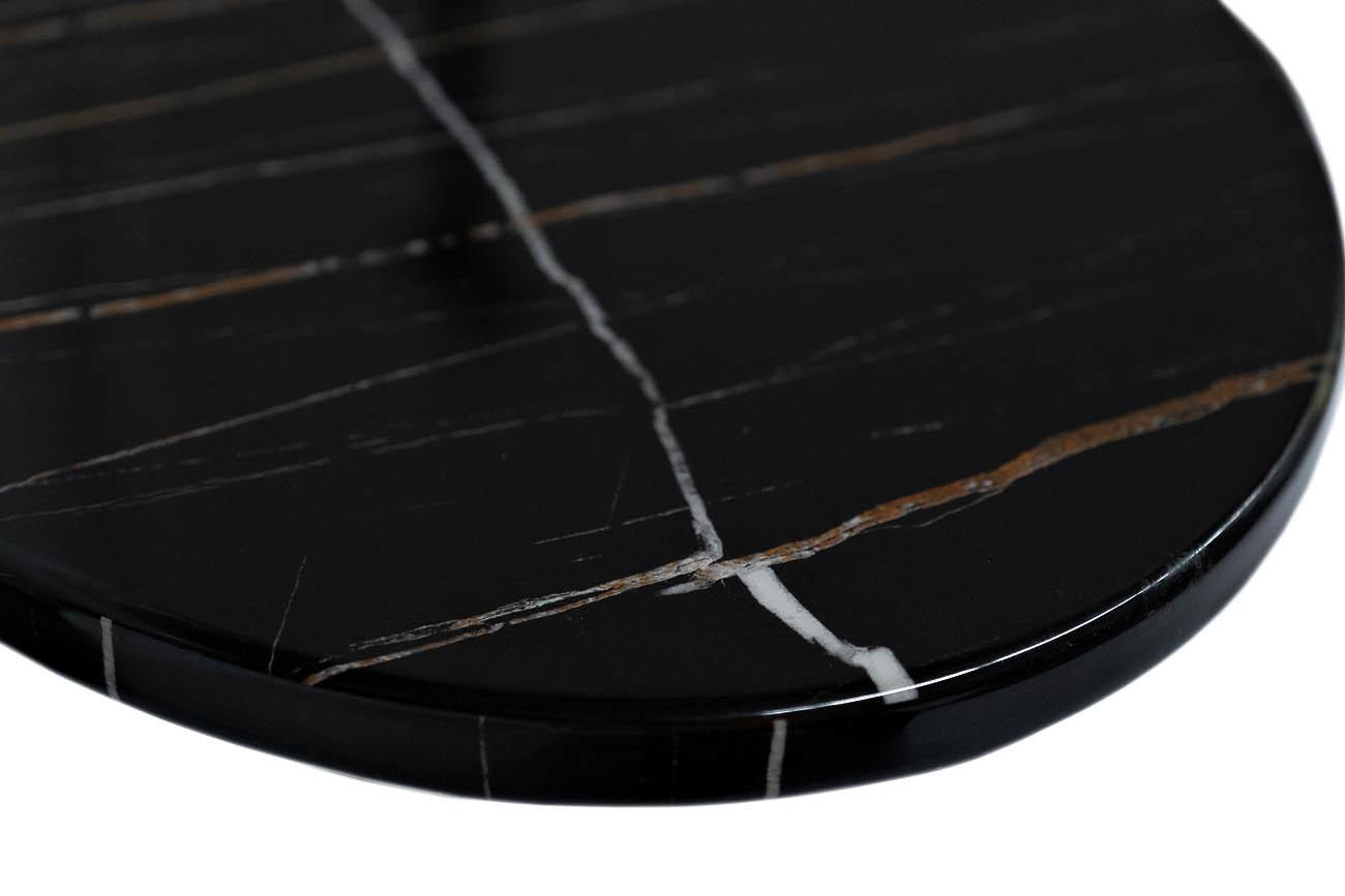 Стол журнальный 33FS-ET235-BL Sahara Noir 50*35*45см