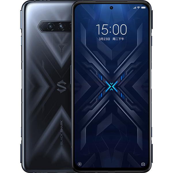 Black Shark 4 Xiaomi Black Shark 4 12/256Gb Mirror Black (Global Version) 1.jpeg