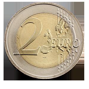 2 евро 2016 Эстония - 100 лет со дня рождения Пауля Кереса