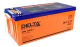 Аккумулятор Delta DTM 12200 I ( 12V 200  Ah / 12В 200  Ач ) - фотография