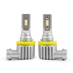 Автомобильные светодиодные лампы H8/H11/H16 LP-V9, 13W, 1500lm, 2 шт