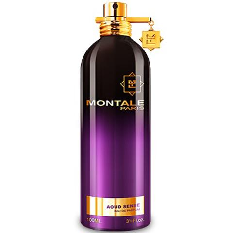 Montale: Aoud Sense унисекс туалетные духи edp, 50мл
