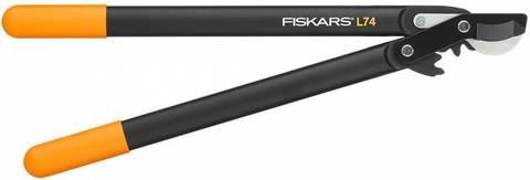 Сучкорез Fiskars PowerGear L74 плоскостной, 54,5 см