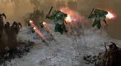 Warhammer 40,000 : Dawn of War II - Retribution - Dark Angels Pack DLC (для ПК, цифровой ключ)