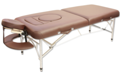 Складной массажный стол Vision Apollo Topmaster (БЕЖЕВЫЙ)