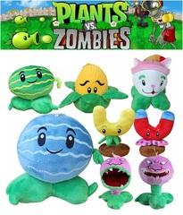Растения против Зомби Мягкая игрушка Растения