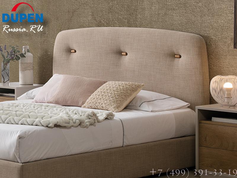 Кровать Dupen (Дюпен) 685 BERGEN