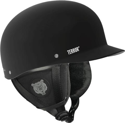 Шлем TERROR - CRANG HELMET BLACK