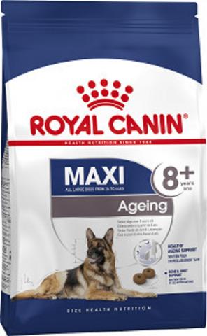 Royal Canin Maxi Ageing 8+ сухой корм для собак крупных пород старше 8 лет