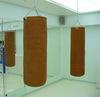 Боксёрский мешок D25, H85, W20-25, натуральная кожа.