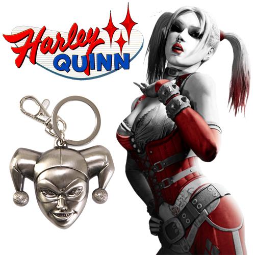 Брелок Batman Harley Quinn