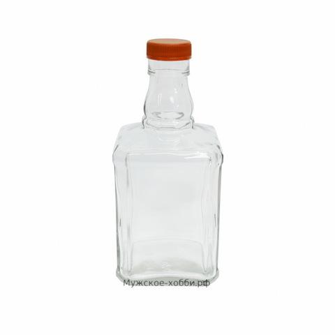 Бутылка 0,5 л Виски с крышкой