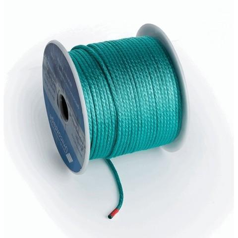 Шнур 4 мм, зеленый