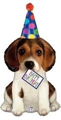 Г Фигура, Поздравление от щенка, 41