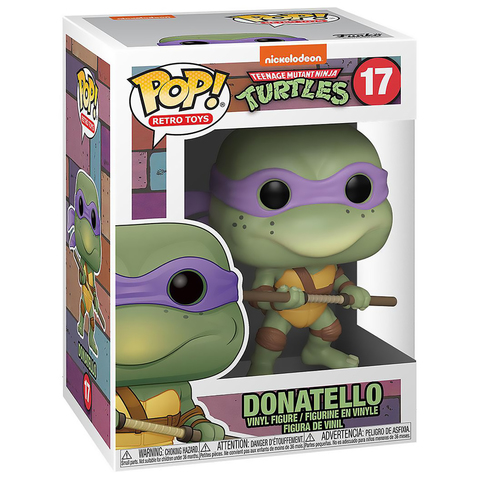 Фигурка Funko POP! Vinyl: TMNT: Donatello 51434