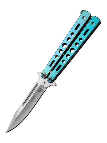 Нож бабочка балисонг Мастер Клинок Грифон MK207H