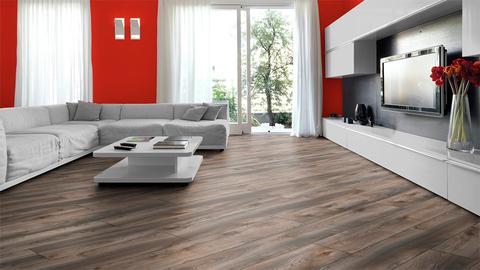 Ламинат My Floor Residence Дуб Макро серый ML 1011