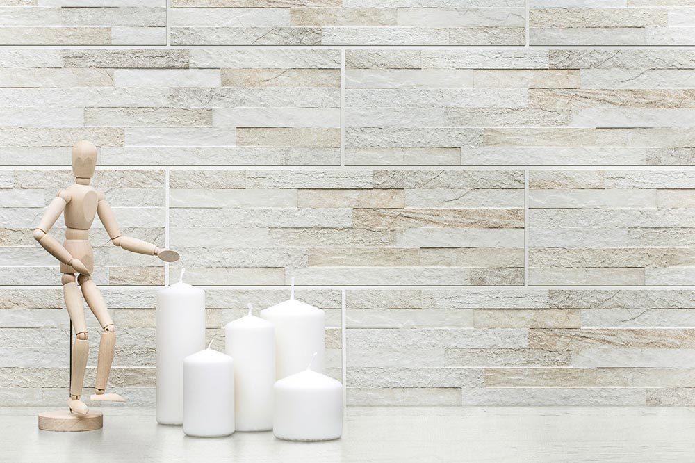 Cerrad Kallio, Cream 3768 - Цокольная плитка 45х15х0,9