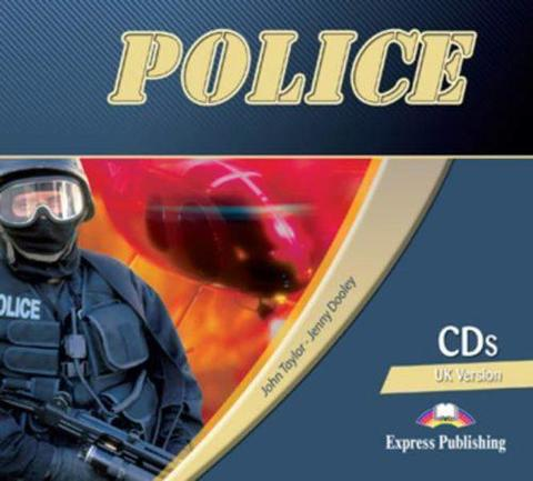 Police. Class Audio CDs (set of 2). Аудио CD (2 шт.)