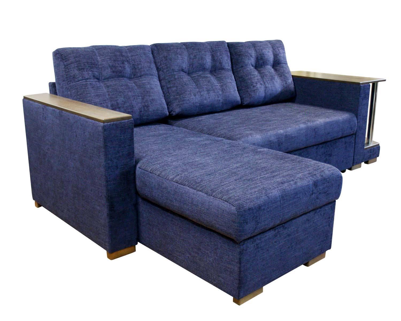 угловой диван-кровать Карелия-Люкс 1я2д со столом