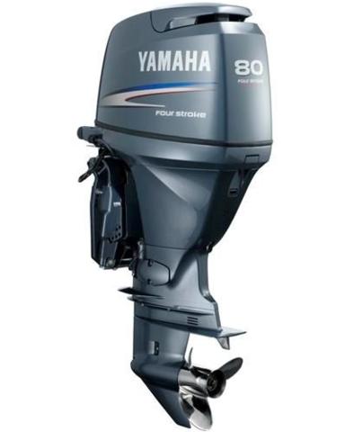 Лодочный мотор Yamaha F80 BETL