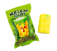 Жевательная резинка Fini Nuclear gum 15 гр