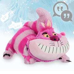 Алиса в стране чудес интерактивная игрушка Чеширский кот