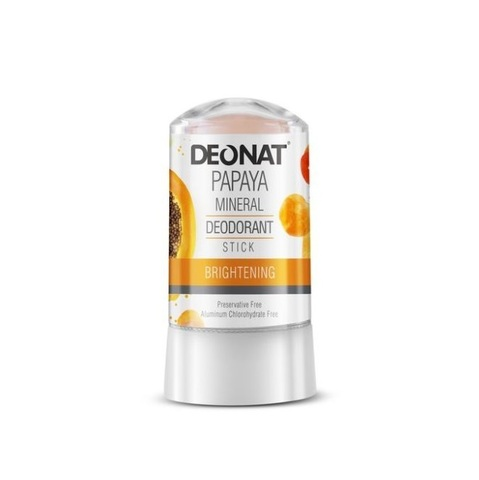 Дезодорант-кристалл с экстрактом папайи | Deonat