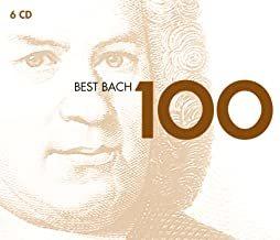 VARIOUS ARTISTS:  100 Best Bach
