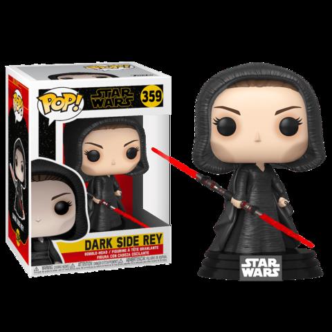 Dark Side Ray Star Wars Funko Pop! || Рэй на тёмной стороне