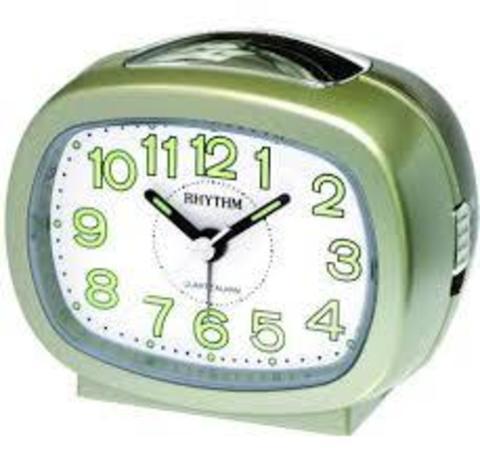 Часы-будильник Rhythm CRE219NR18