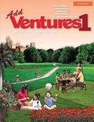 Add Ventures 1 Multilevel Worksheets