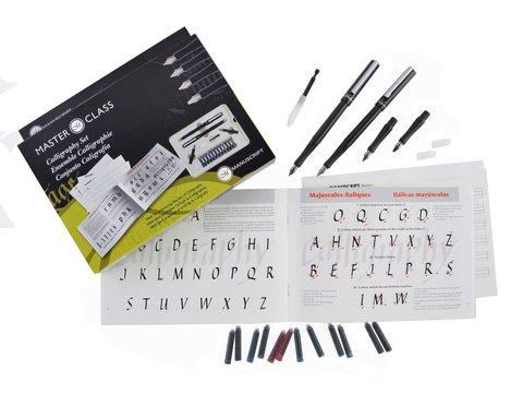 Набор для каллиграфии Manuscript Masterclass Set, подарочный