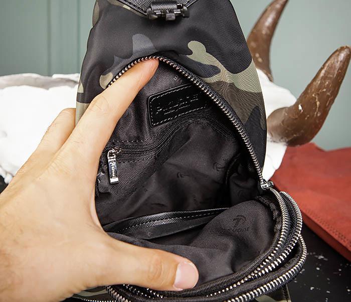 BAG488-3 Мужская сумка с одной лямкой через плечо фото 13