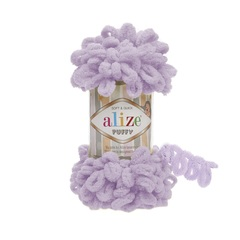 Пряжа Alize Puffy цвет 027