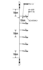 Снасть на корюшку Hayabusa HS430