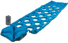 Коврик надувной Klymit Inertia Ozone Sleeping Pad синий 06OZBL01C