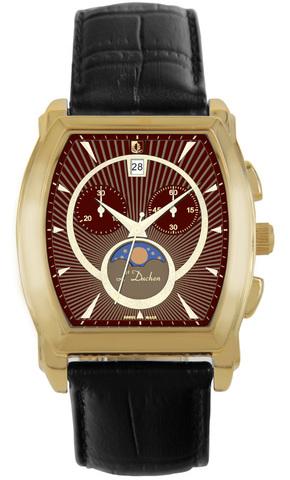 Купить Мужские швейцарские наручные часы L'Duchen D 337.21.31 по доступной цене