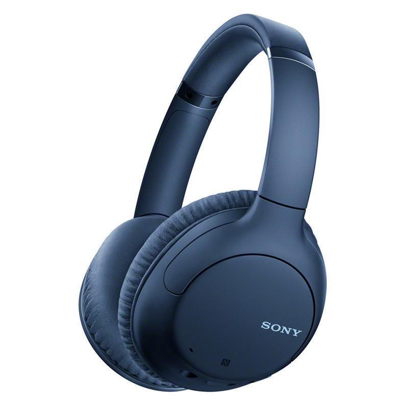 WH-CH710NL беспроводные Bluetooth наушники Sony, цвет синий