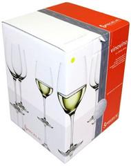 Бокалы для белого вина «VinoVino», 4 шт, 340 мл, фото 3