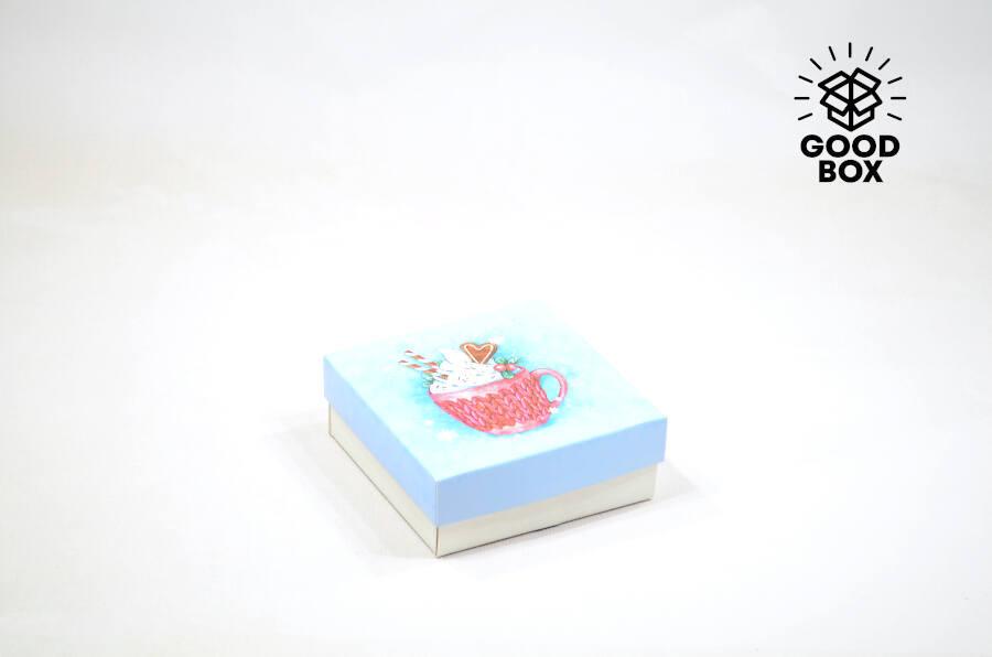 Новогодние коробки Алматы