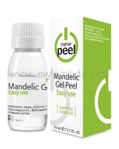 Миндальный пилинг Mandelic Gel-Peel, 50 мл