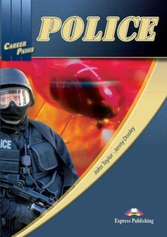 Police. Student's Book (With Digibook App.) Учебник