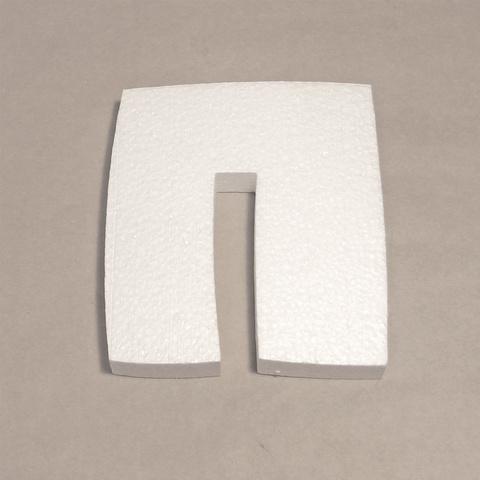 Буква П шрифт BeeskneesC