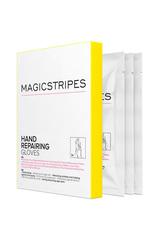 MAGICSTRIPES Перчатки для восстановления кожи рук Hand Repairing Gloves Box