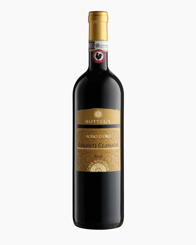 Вино Красное Сухое Bottega Ачино Д'Оро Кьянти Классико 13,5%, 0,75 л.