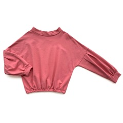 Костюм свитшот и брюки (Розовый)