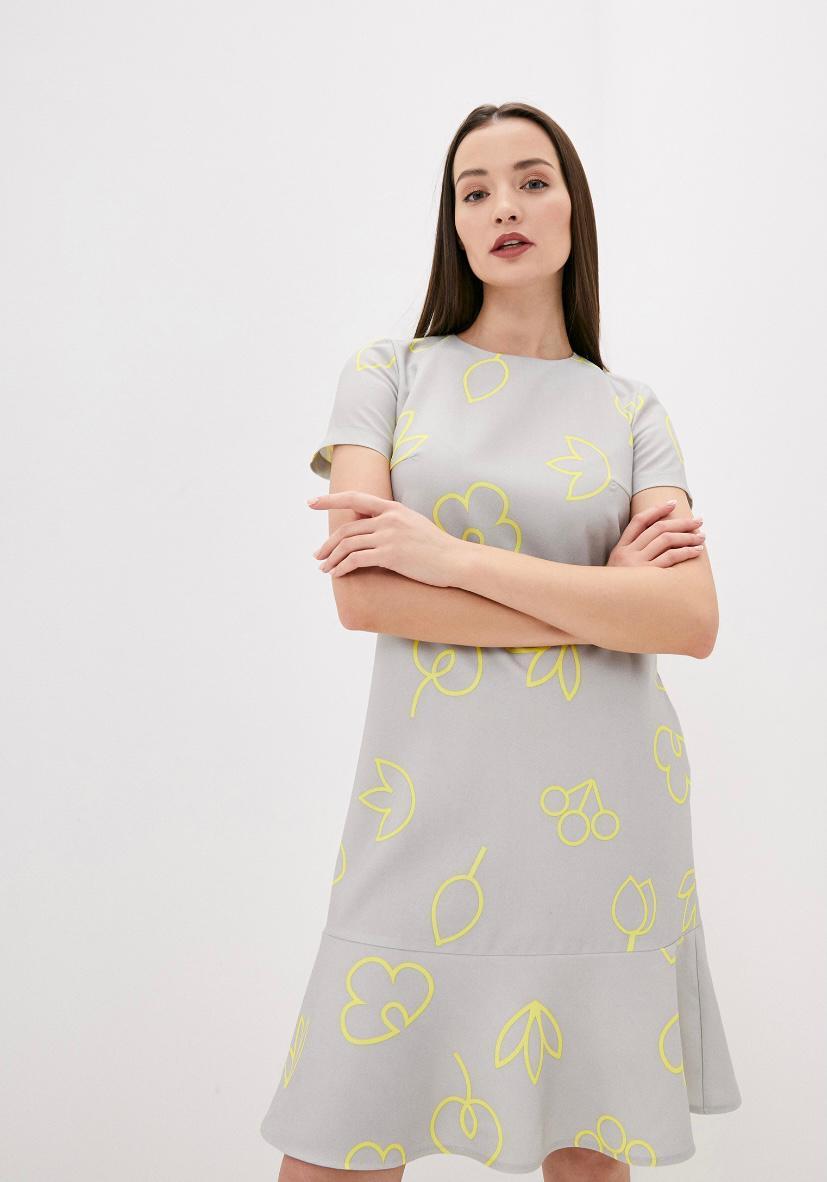Платья Платье с воланом 1034/silvi IMG-20210303-WA0050.jpg