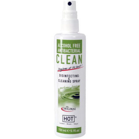 HOT Clean Disinfecting & Cleaning Spray, 150 мл